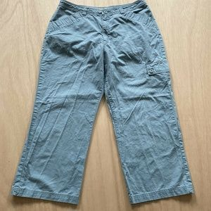 Royal Robbins Cropped Causal Pants Womens Size 14